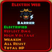 Electric Web