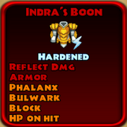 Indra's Boon