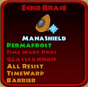 Echo Brace