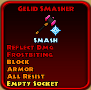 Gelid Smasher