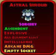 Astral Shroud