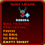 Ignis's Bane