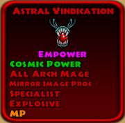 Astral Vindication