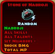 Stone Of Nadroji