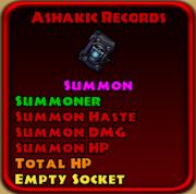 Ashakic Records