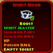 Spirit Hood
