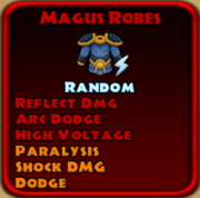 Magus Robe