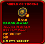 Shield of Thorns