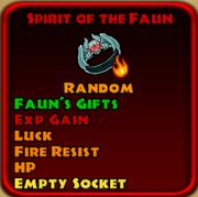 Spirit of the Faun