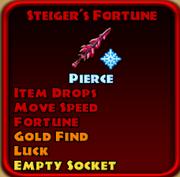 Steiger's Fortune