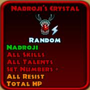 Nadroji's Crystal2