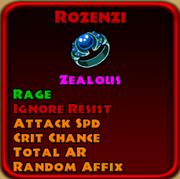 Rozenzi