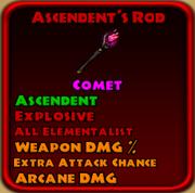 Ascendent's Rod