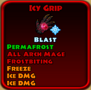 Icy Grip