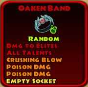 Oaken Band