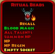 Ritual Beads