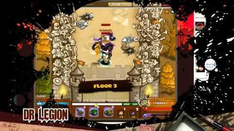 DR Legion - Battle Chef on Ultimate (Prison)