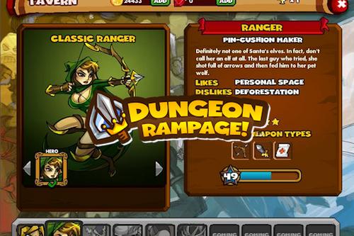 Dungeon Rampage Wiki