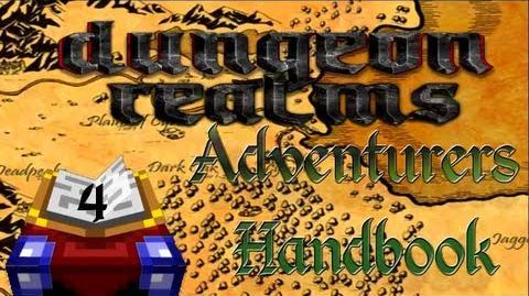 Dungeon Realms Adventurers Handbook - Lesson 4 - Player Realms