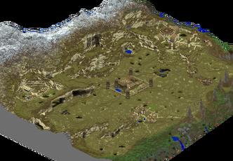Al Sahra Map View
