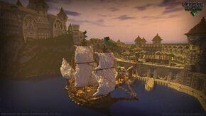 The Docks of Cyrennica