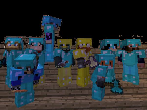Guild members