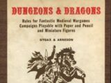 Dungeons & Dragons (1974年)