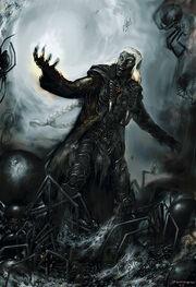 Arachnomancer by Jackoilrain