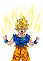 Goku super saiyan by maffo1989-d48f7up