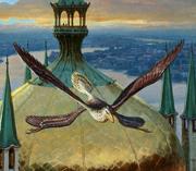 Microraptor gui Dinotopia