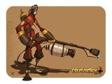 Flamethrower (3.5e Equipment)
