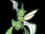 Scyther (3.5e Monster)