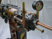 Steambolt Rifle