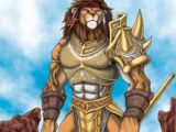 Lion-Man (4e Race)