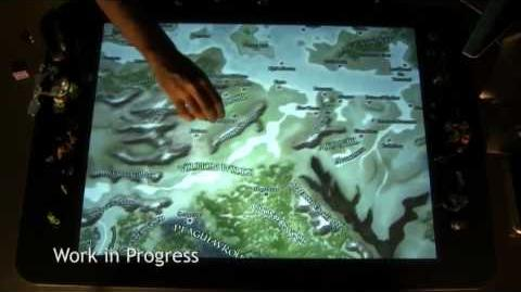 Microsoft Surface - Dungeons and Dragons Demo Walkthrough HD