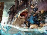 Shark (4e Monster)
