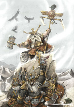 Dwarf-runelord