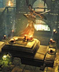 Lady Montbarron Tomb