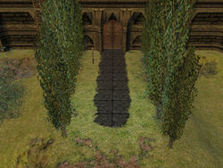 Castle Hiroth Outer Gate