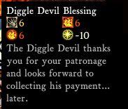 Devil buff