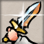 Skill sword