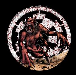 Gundark Emblem