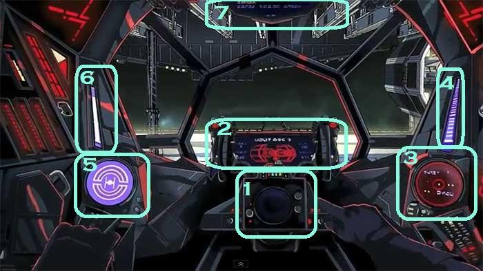 Cockpit-Tour