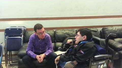 Entrevista con Luis von Ahn - Entrevista con PoderPDA en CPMX4