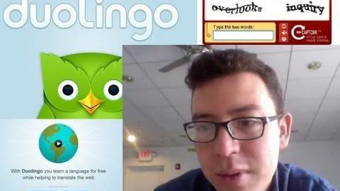 Entrevista con Luis von Ahn - creador de Duolingo y los Captchas (en español con subtítulos)