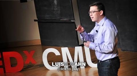 Luis von Ahn Massive-scale online collaboration