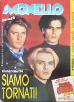 Mondello magazine wikipedia DURAN DURAN ITALIAN MUSIC MAGAZINE DEC 1988 durandurancollection nl