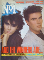 No.1 magazine no.130, december 14 1985 duran duran discogs