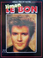 1987 Forte Editore book duran duran simon le bon wikipedia