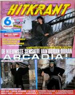 Hitkrant Magazine Duran Modern Talking Billy Joel Saxon arcadia wikipedia collection
